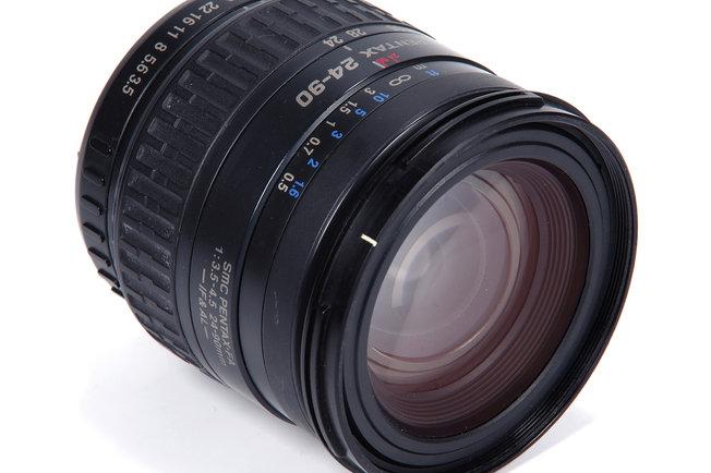 Vintage Pentax Lens Review
