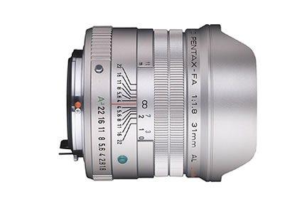 SMC Pentax-FA 31mm f/1.8 AL Limited Lens