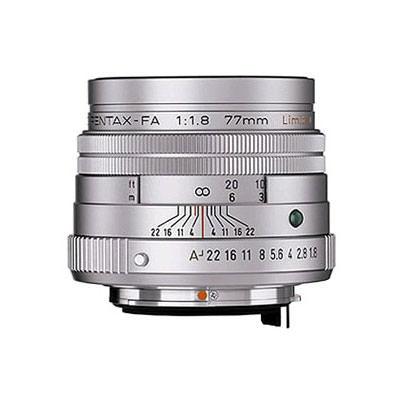 SMC Pentax-FA 77mm f/1.8 Limited Lens