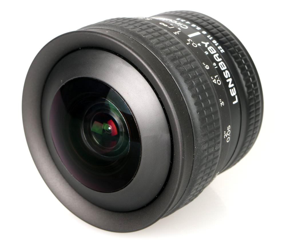 Lensbaby Circular Fisheye 5 8mm F3 5 (5)