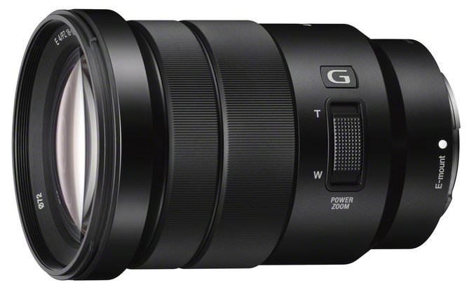 18-105mm f/4 PZ G OSS
