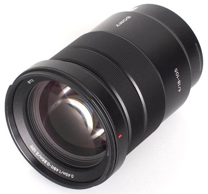 Sony G 18 105mm OSS Lens (8)