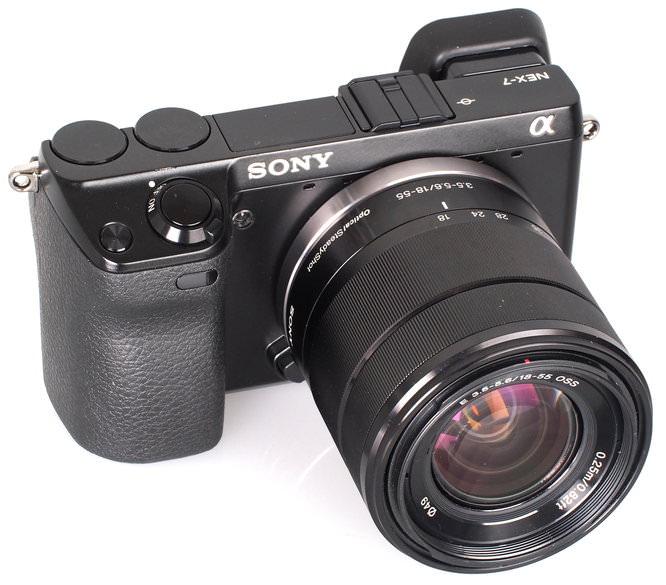 Sony E 18 55mm OSS Lens (2)