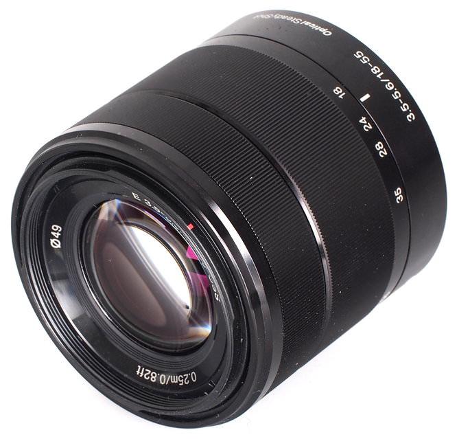 Sony E 18 55mm OSS Lens (4)