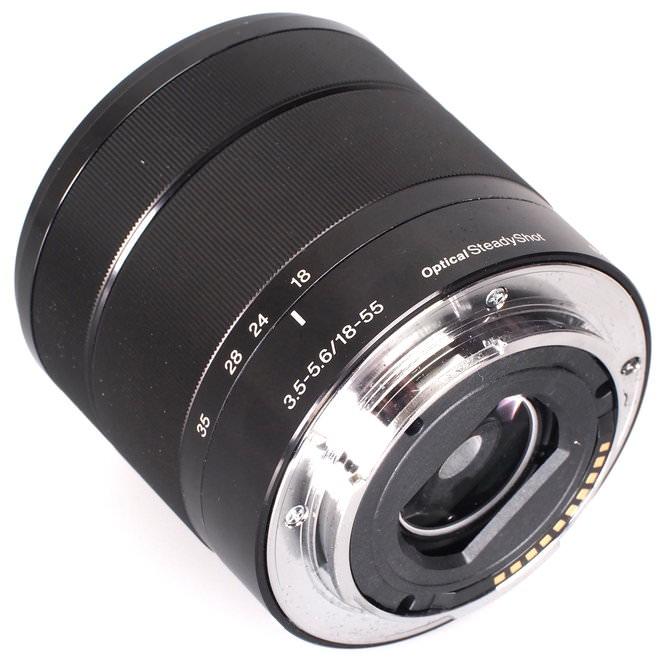 Sony E 18 55mm OSS Lens (5)
