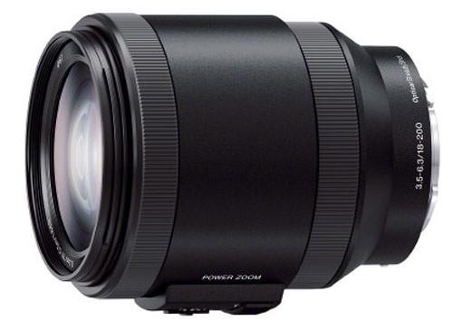 Sony E mount 18-200mm