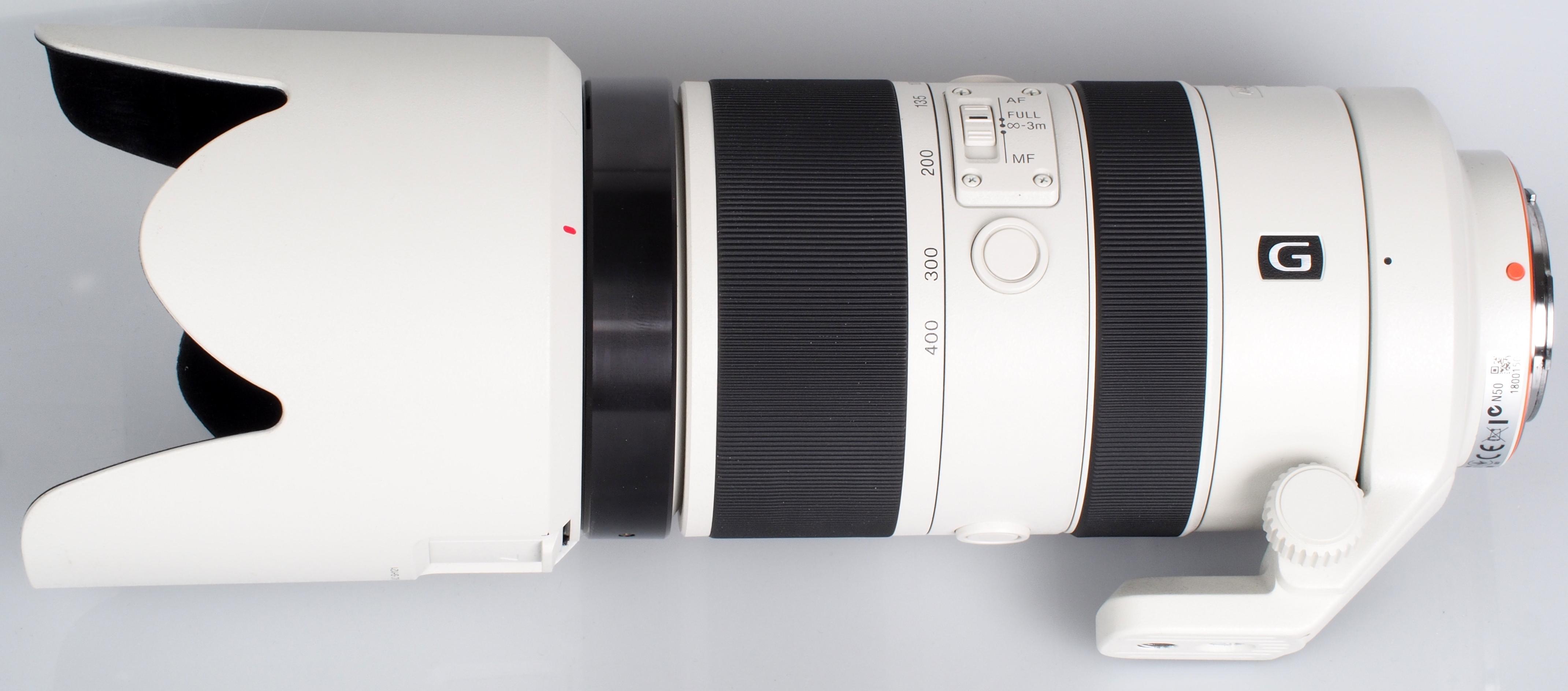 Sony 70 400mm F 4 56 G Ssm Ii Lens Review Alpha 7 Mark Fe 58 70mm F4 5 6 3