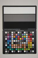 Sony Alpha A55 Test chart ISO1600