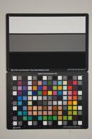 Sony Alpha A55 Test chart ISO200