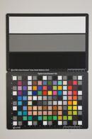 Sony Alpha A55 Test chart ISO3200