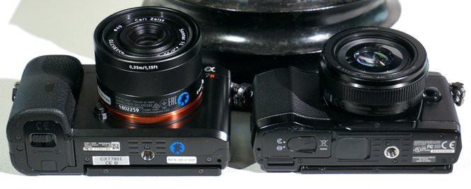 Sony Alpha A7 A7R Vs Olympus OMD E M5 (3) (Custom)