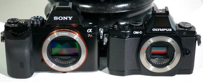 Sony Alpha A7 A7R Vs Olympus OMD E M5 (8) (Custom)
