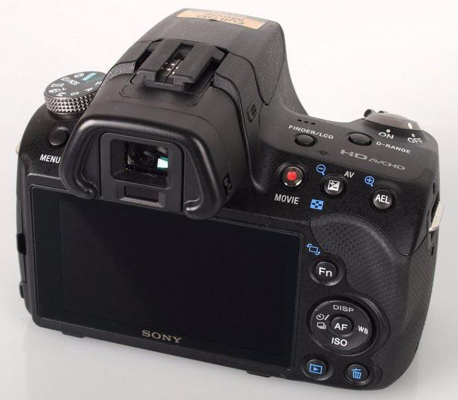 Sony Alpha A35