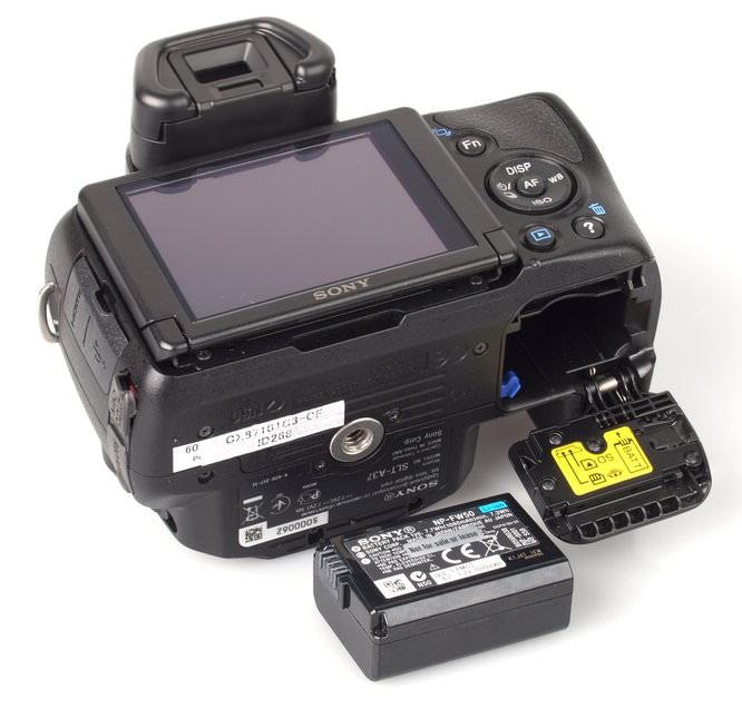 Sony Alpha A57 Body