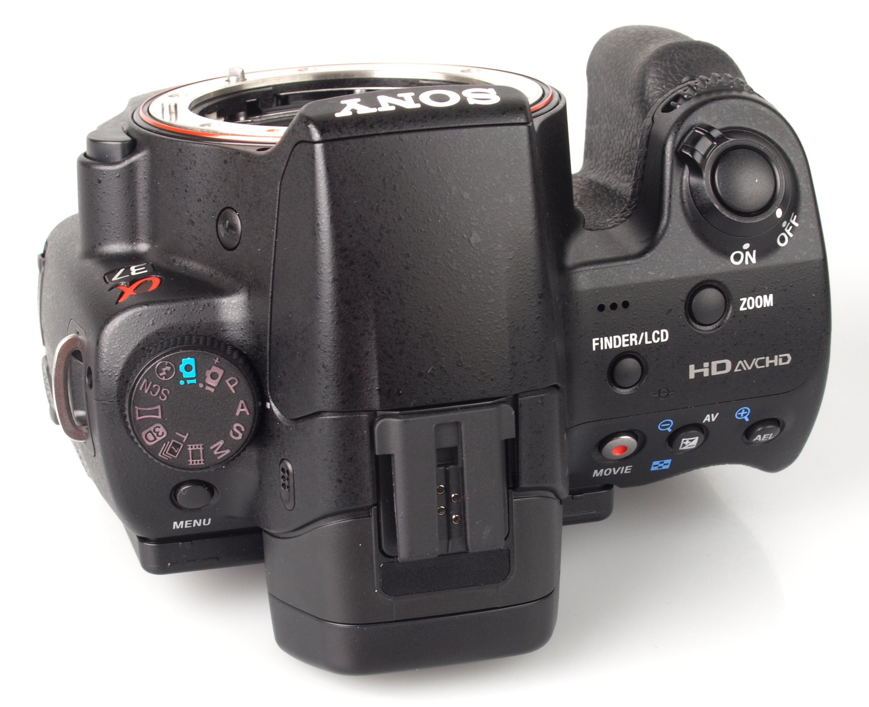 Sony Alpha A37 DSLR / SLT Review   ePHOTOzine