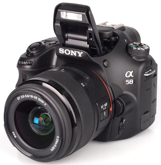 Sony Alpha A58 DSLT (11)