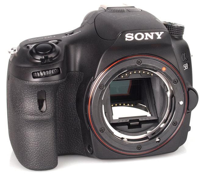 Sony Alpha A58 DSLT (13)