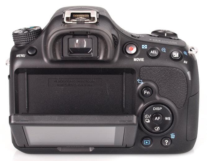 Sony Alpha A58 DSLT (7)