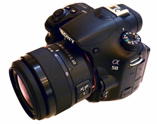 Sony Alpha A58 (2)