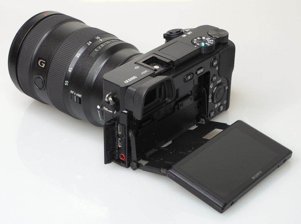 Sony Alpha A6100 Black (11)