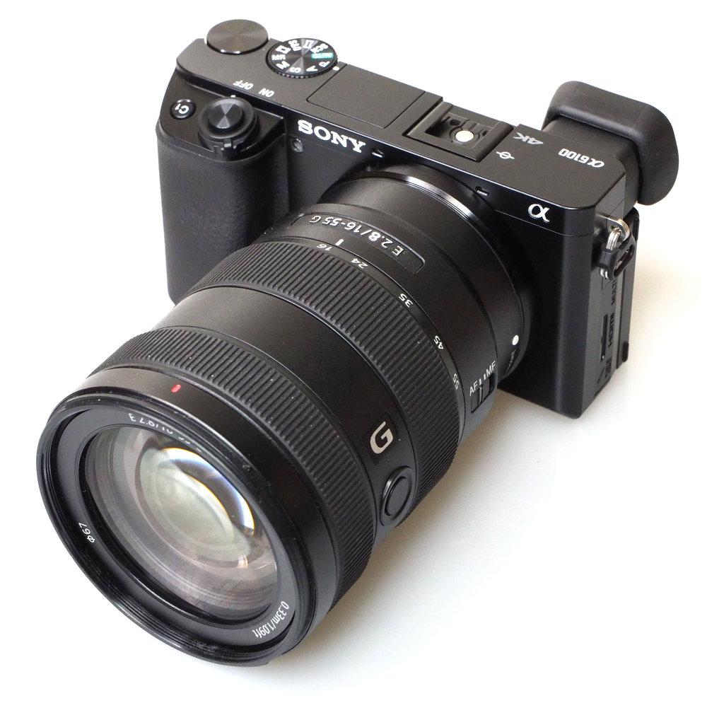 Sony Alpha A6100 Black (14)