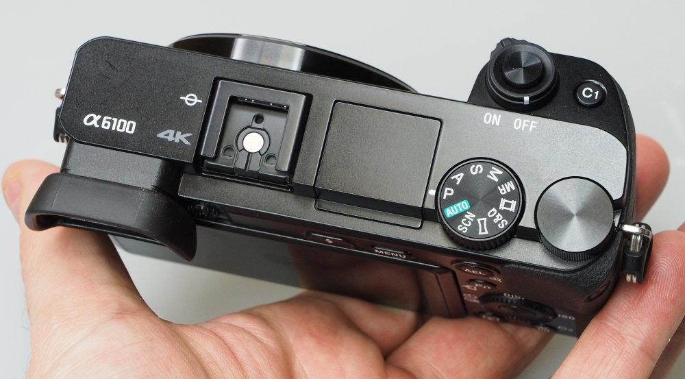 Sony Alpha A6100 Black (6)