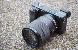 Sony Alpha A6400 Review
