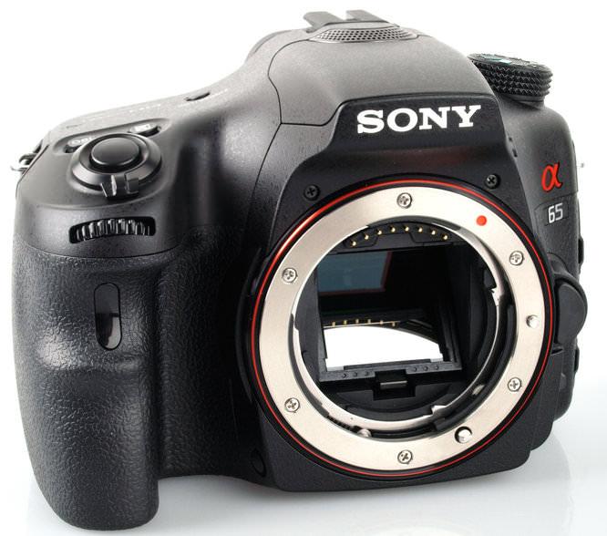 Sony Alpha SLT-A65