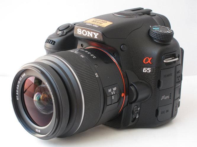 Sony Alpha A65