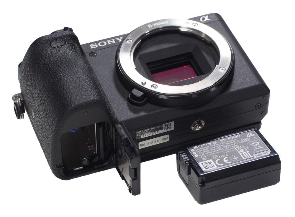 Sony Alpha A6500 Battery