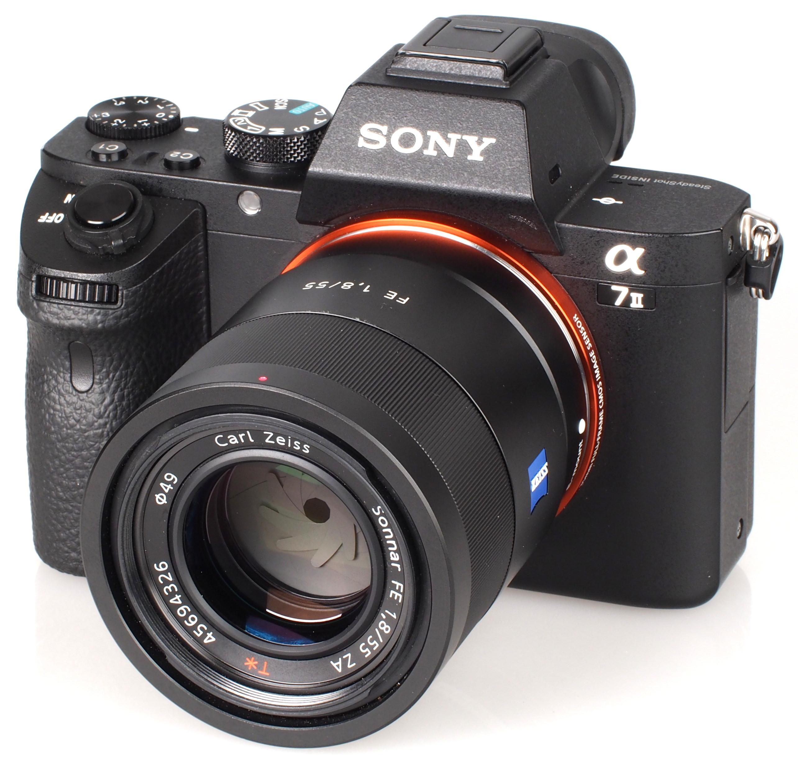Sony Alpha A7 Ii Uncompressed Raw Firmware Update V20 La Ea3 Mount Adapter A7ii 3