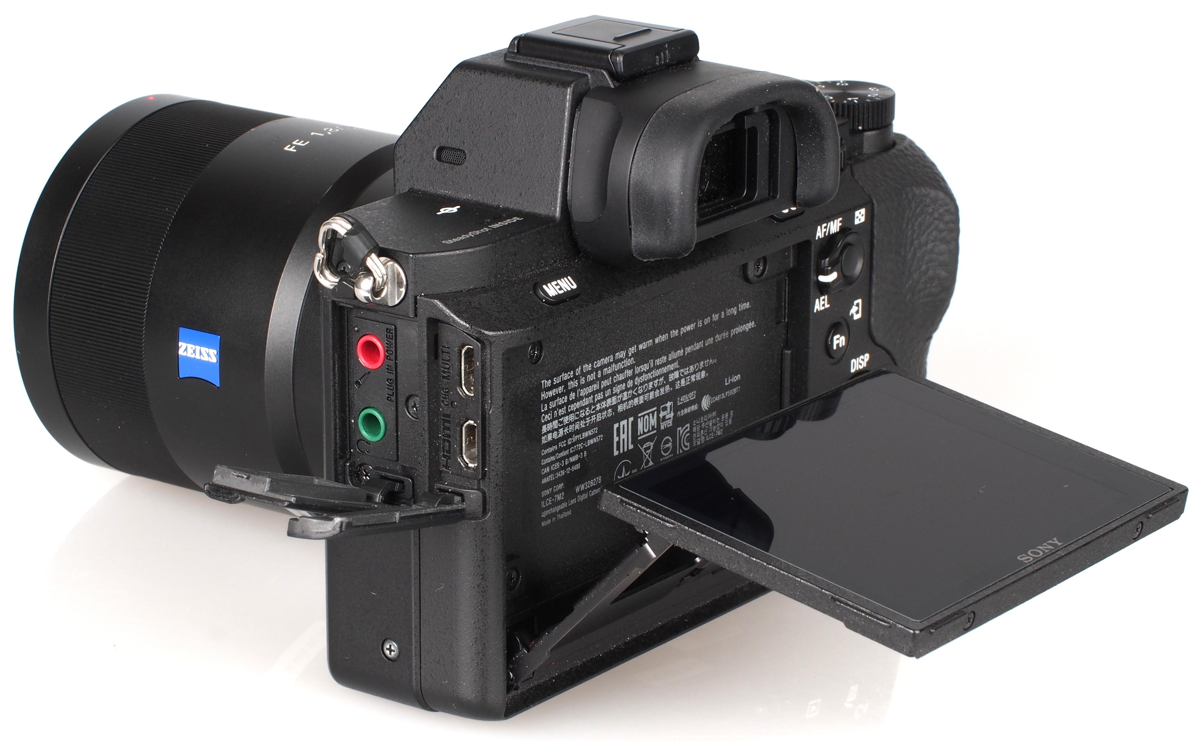 Sony Low Light 4k Camera