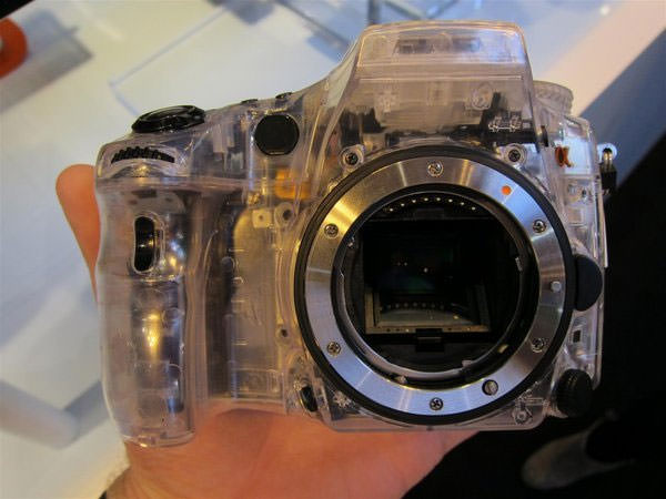 Sony Alpha A700 DSLR Replacement