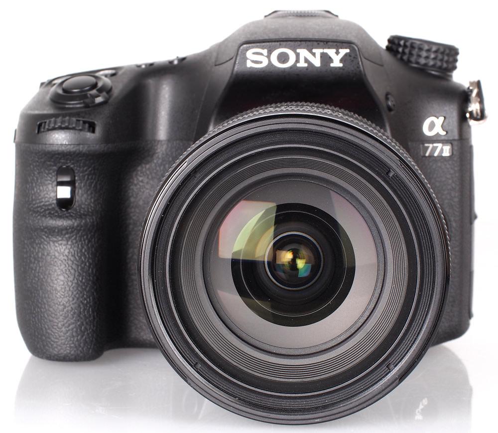 Sony Alpha A77 Ii White Bg