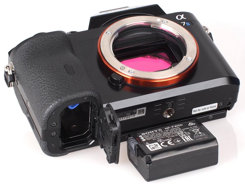 Sony Alpha A7S ILCE 7S (12)