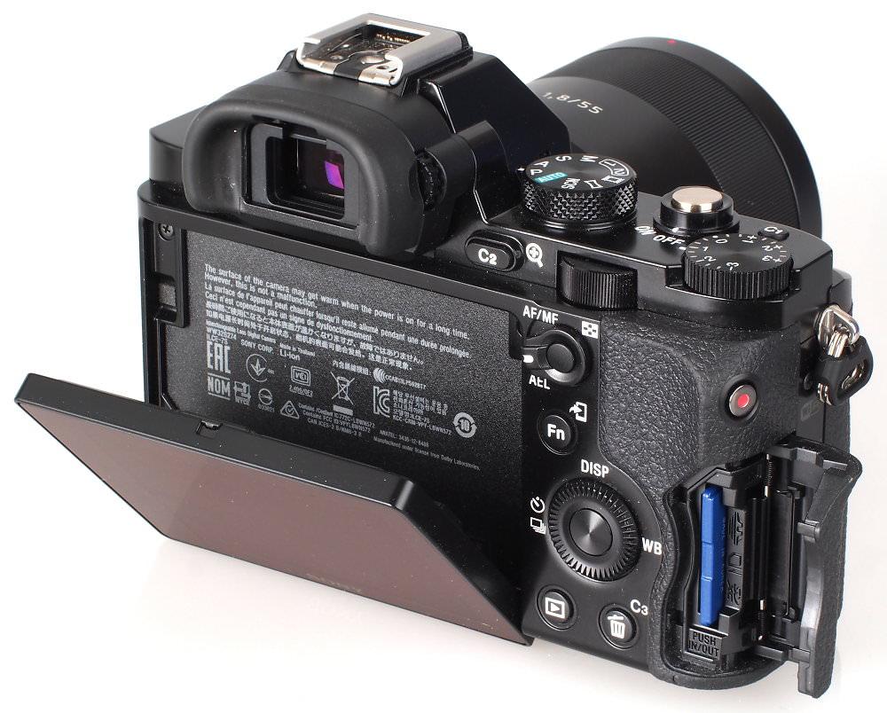 Sony Alpha A7S ILCE 7S (9)