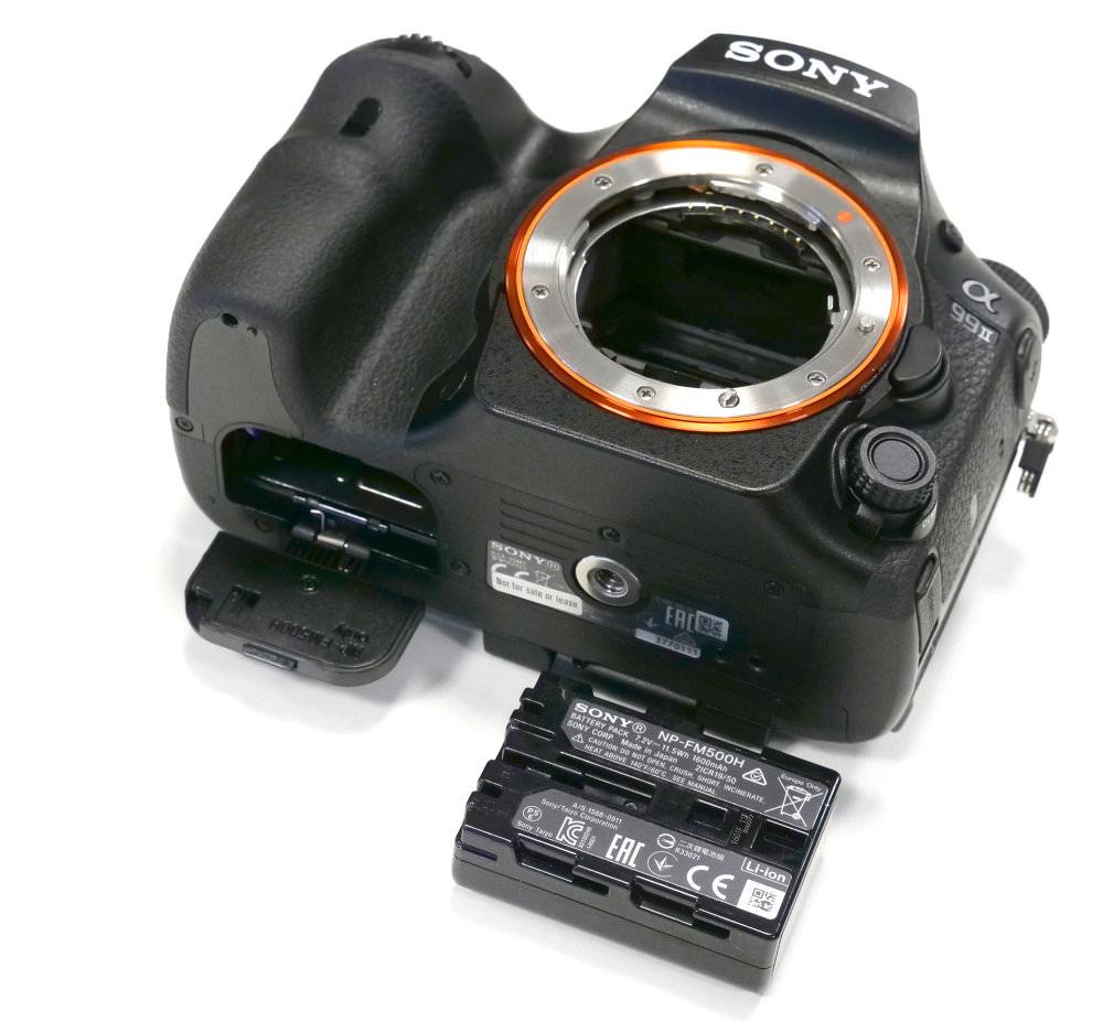 Sony Alpha A99 M2