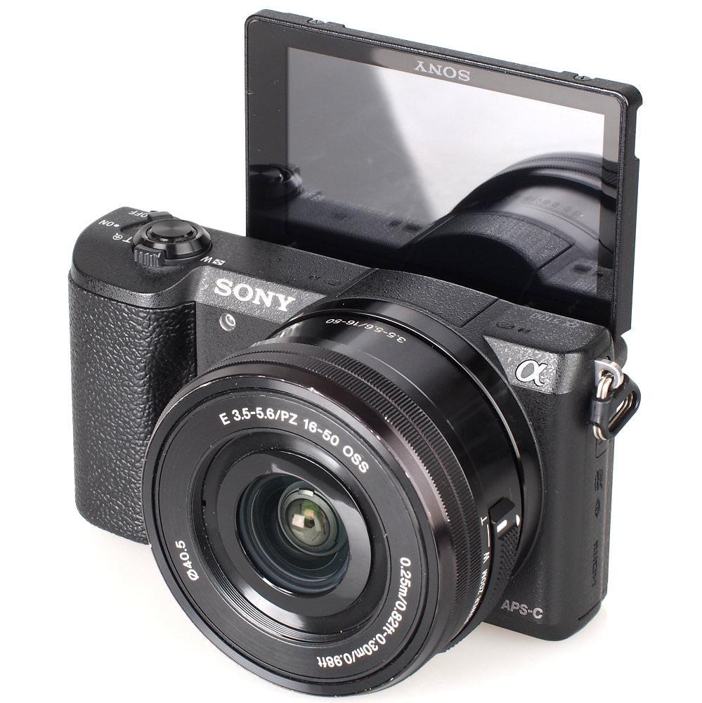 Sony Alpha ILCE A5100 (6)