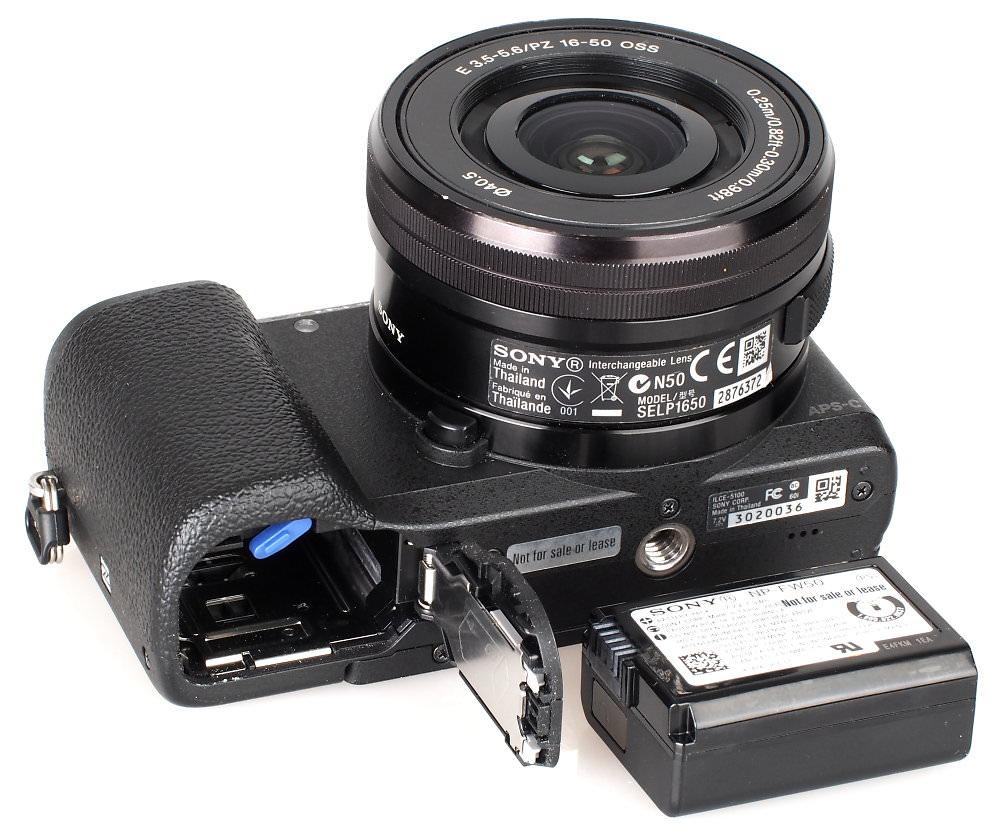 Sony Alpha ILCE A5100 (9)