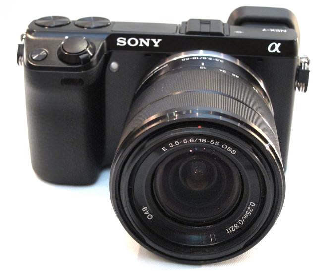 Sony NEX-7 Front