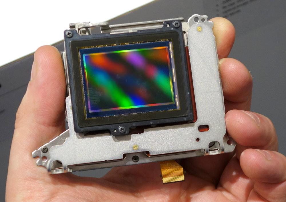 Sony Alpha A7 II Sensor IS