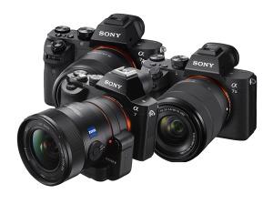 Sony Alpha Showdown: Sony Alpha 7 Vs Sony Alpha 7 Mark II V Sony Alpha 7 Mark III