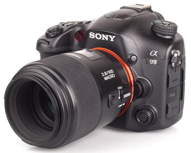 Sony SLT-A99V Digital Camera Drivers for Mac