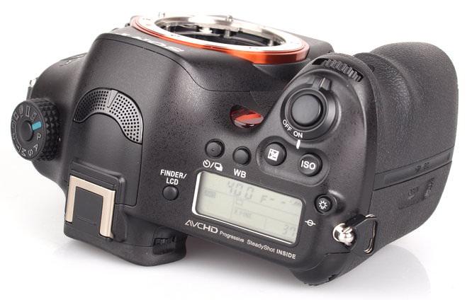 Sony Alpha Slt A99v (1)