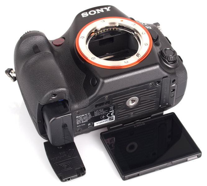 Sony Alpha Slt A99v (4)