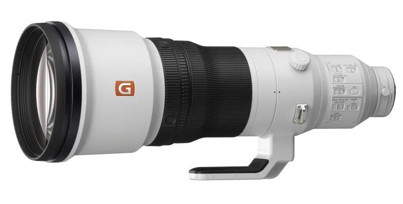 FE 600mm F4 GM OSS super-telephoto prime