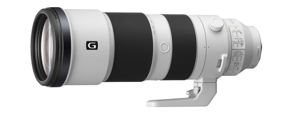 FE 200-600mm F5.6-6.3 G OSS Super-Telephoto