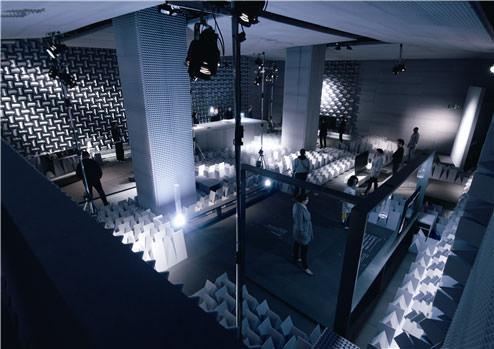 Sony Contemplating Monolithic Design Exhibition
