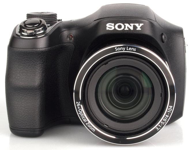 Sony Cyber Shot DSC H200 Large (1)