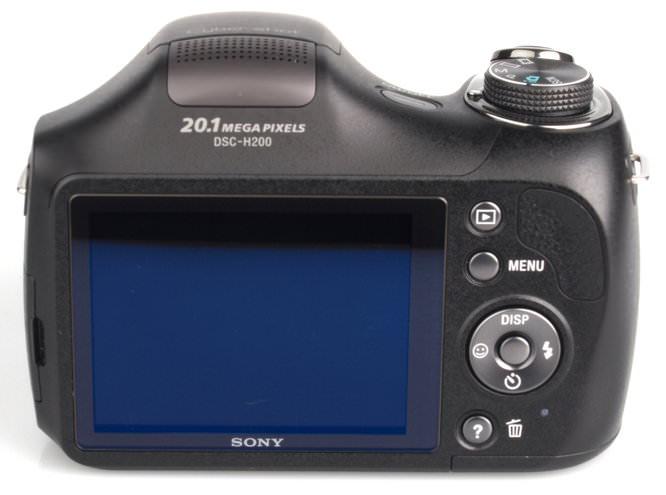 Sony Cyber Shot DSC H200 Large (2)